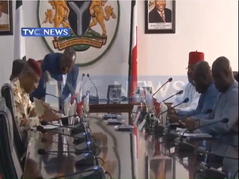South East Governors meet in Enugu over insecurity - TVC News
