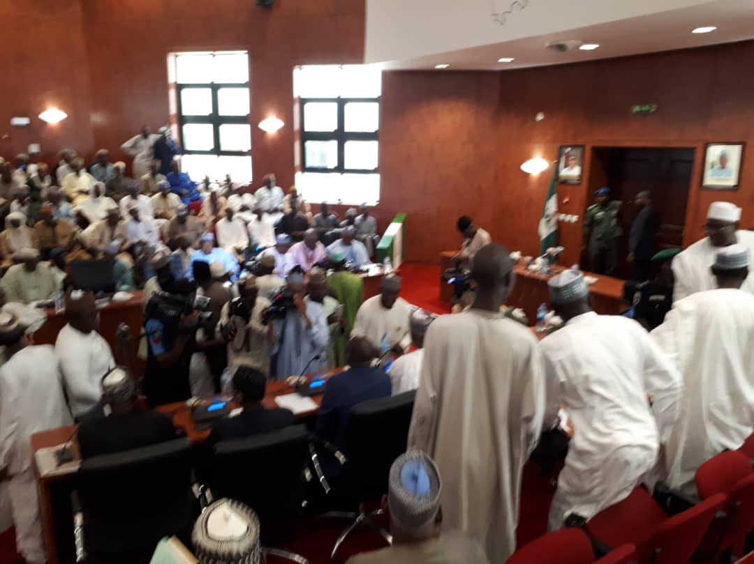 Image result for UPDATED: IGP meets governors of the Northwest