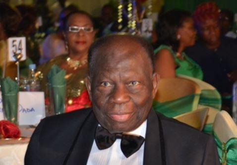 Image result for Tinubu Salutes Akintola Williams At 100