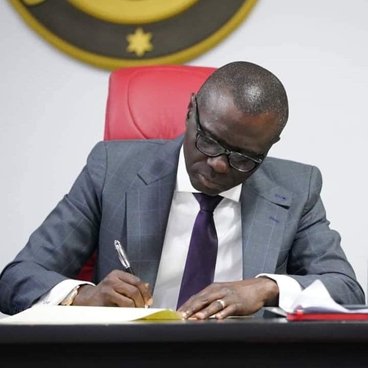 Lagos state gov Sanwo-Olu transmits final list of commissioners, advisers to assembly - TVC News