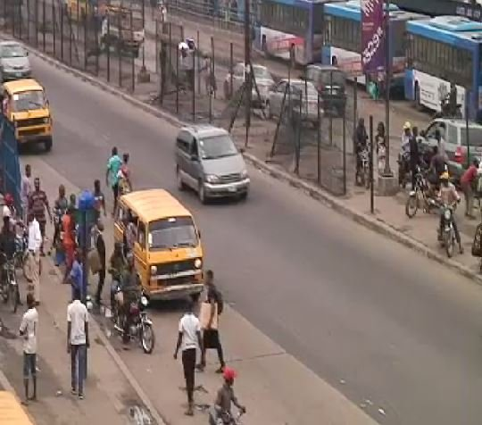 Lagos state govt ready to deal with offenders crossing the highway - TVC News