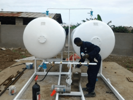 DPR begin mapping of Gas refilling plants in Ogun