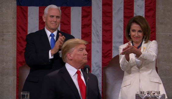 Trump to deliver State of the Union address on Feb. 4