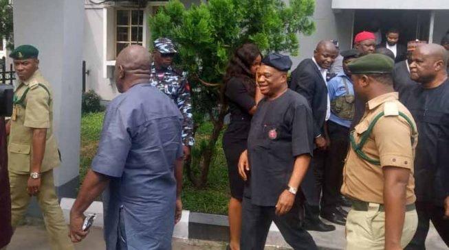 Orji Kalu will receive full salaries, allowances in prison – Senate