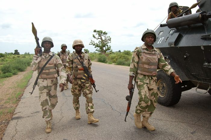 Image result for Army repels Boko Haram attacks on Convoy of Operation Lafiya Dole