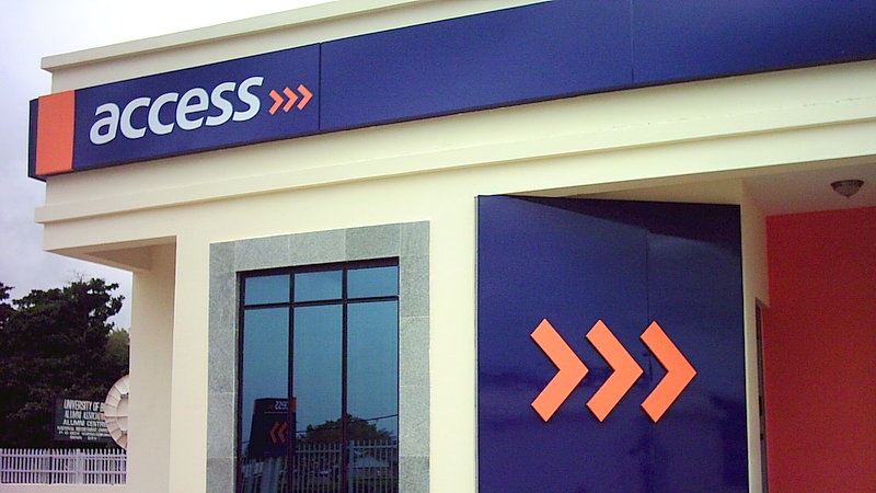 Image result for Access Bank Customer tests positive for Coronavirus in Lagos