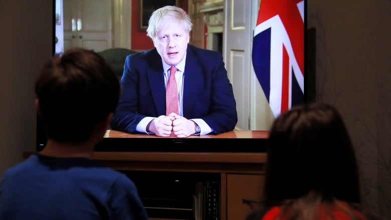 Image result for Coronavirus: No gatherings of more than two persons - British PM