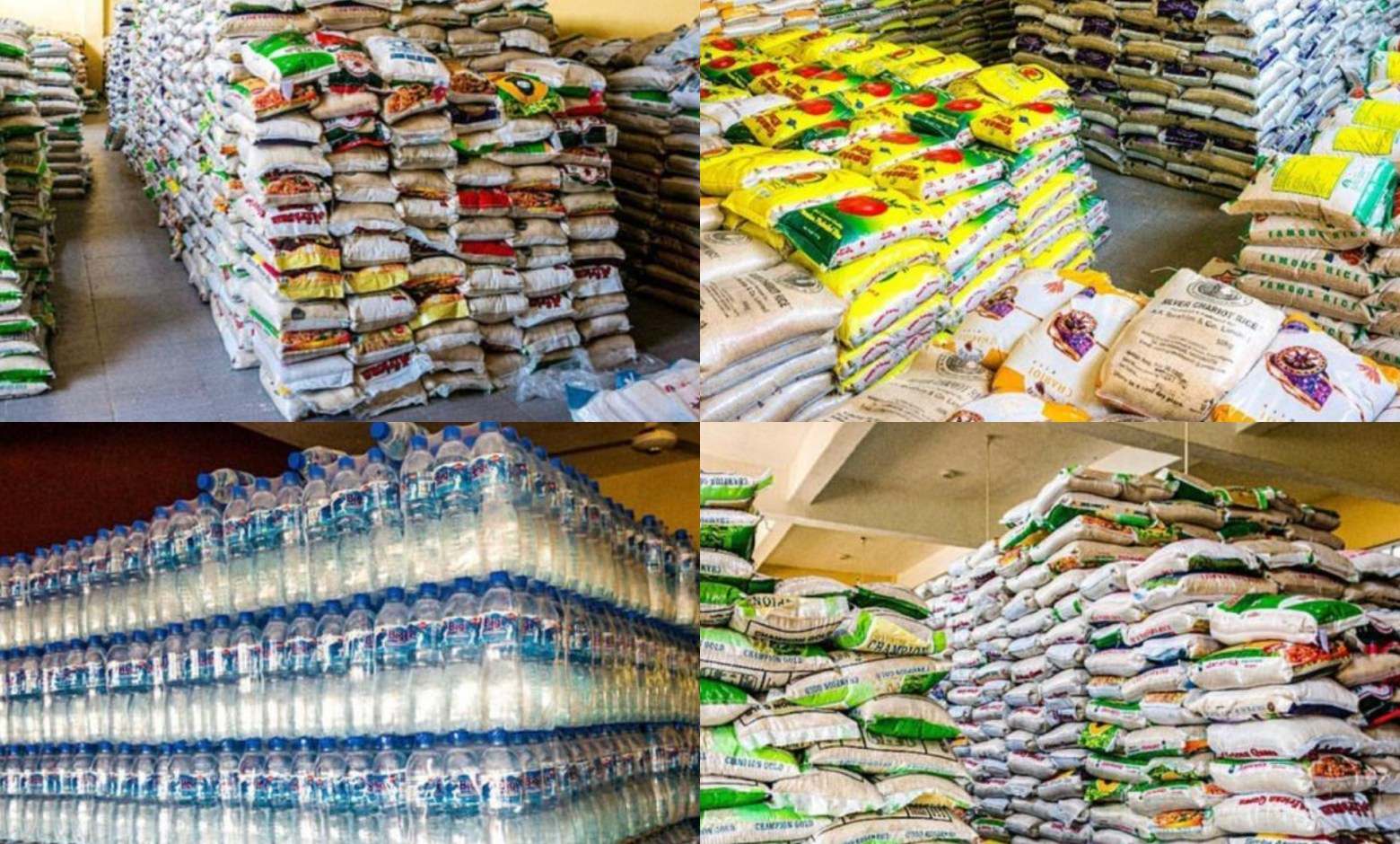Covid-19 Lockdown: Dapo Abiodun Begins Massive Distribution Of ...