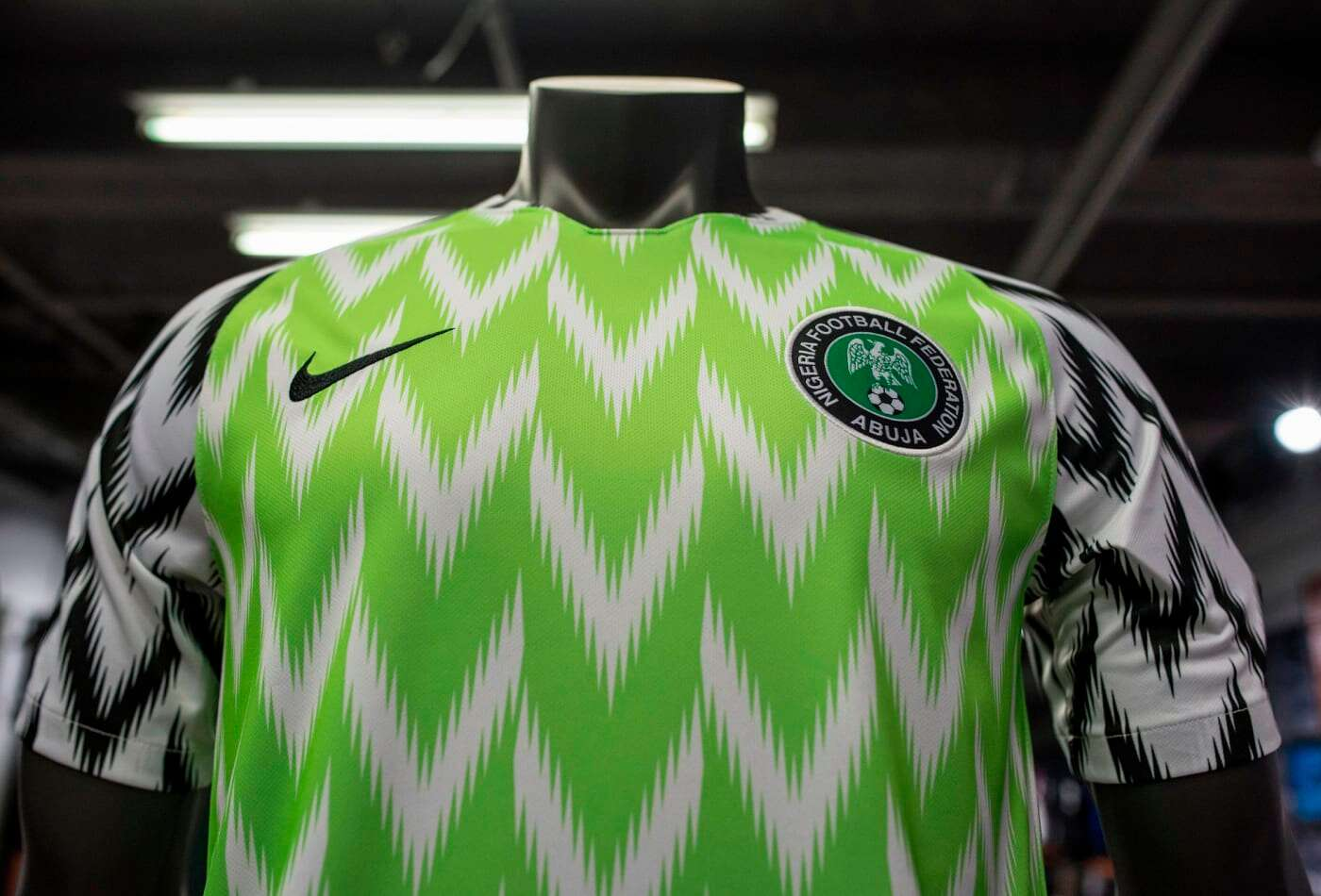 Super Eagles' 2018 Home Attire Voted 5th Best All-Time Iconic ...