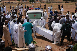 Presidency To Journalists That Attended Abba Kyari's Burial...Stay ...