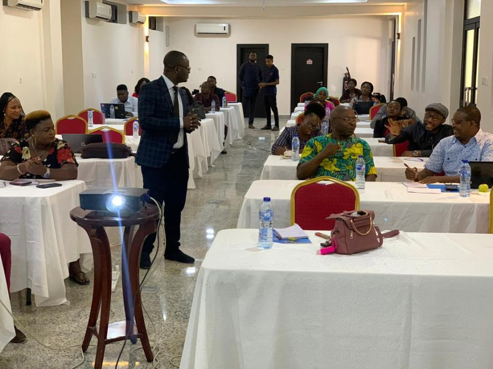 NCDC trains Journalists on COVID-19 coverage – FRCN