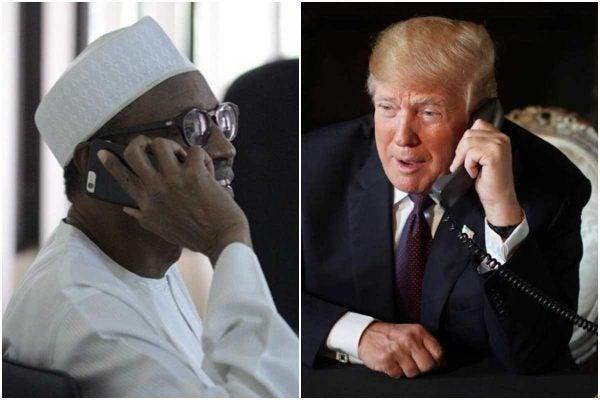 Donald Trump promises to send ventilators to Nigeria during phone ...