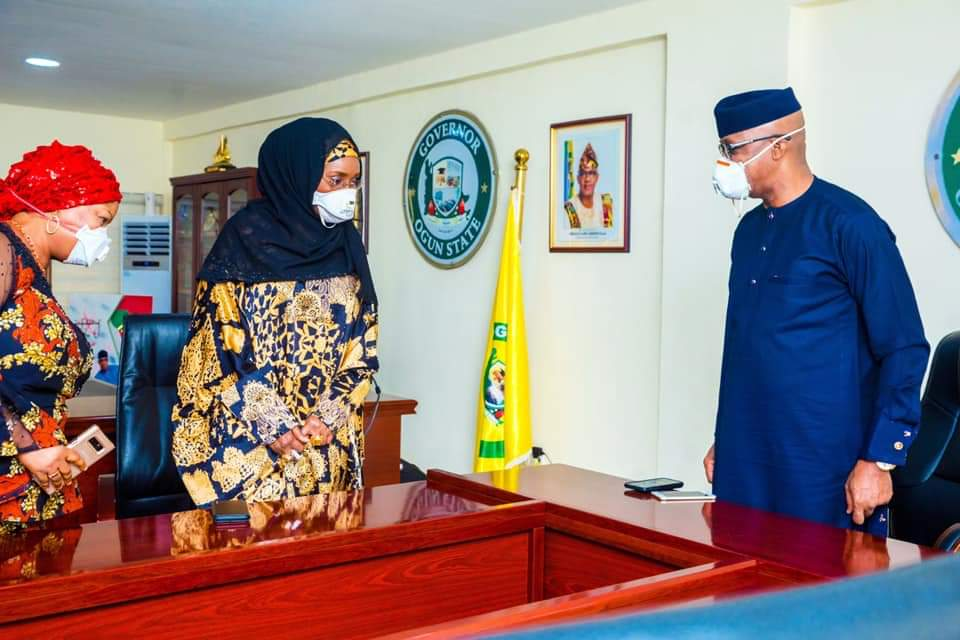 Minister For Humanitarians Visits Ogun With FG Relief Materials ...