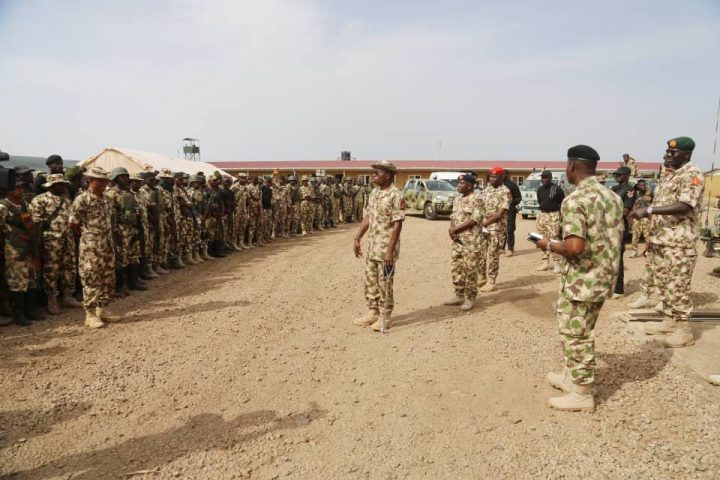 Army Chief, Lt. Gen. Buratai Relocates To North East - Gatekeeper