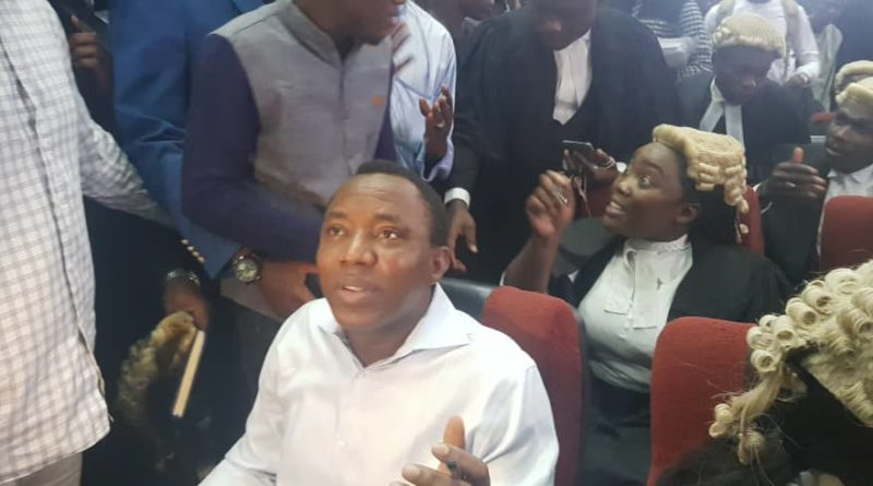 Sowore: Convener of #RevolutionNow Protest May Appeal Ruling As He ...