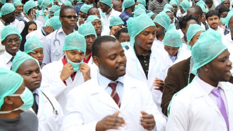 Nigerian doctors least paid in the world - Official - Pulse Nigeria