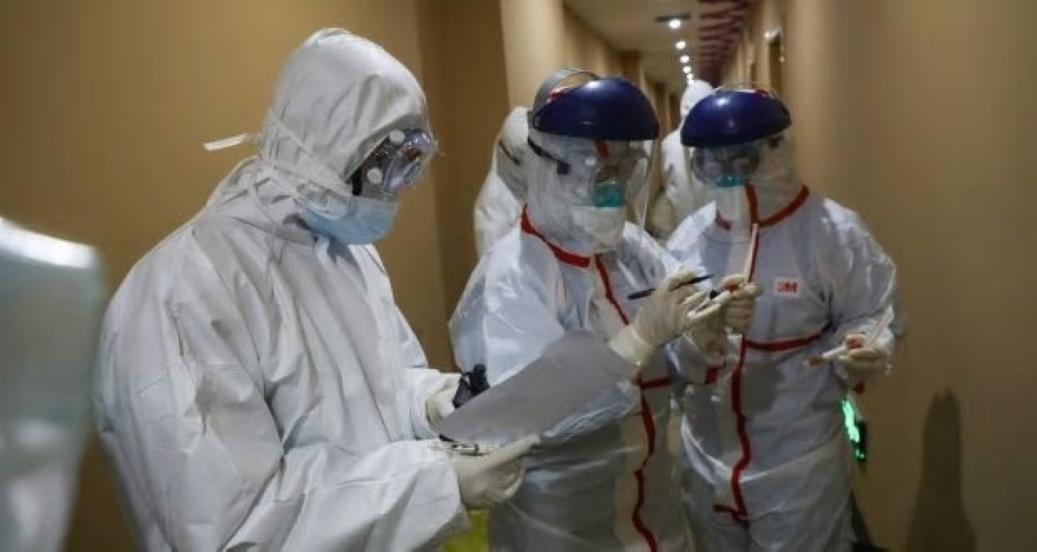 Coronavirus: Fleeing COVID-19 patient arrested in Borno state