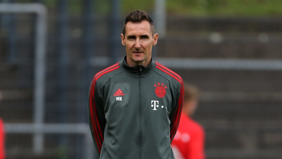 Klose Former Germany International Appointed Assistant Coach At