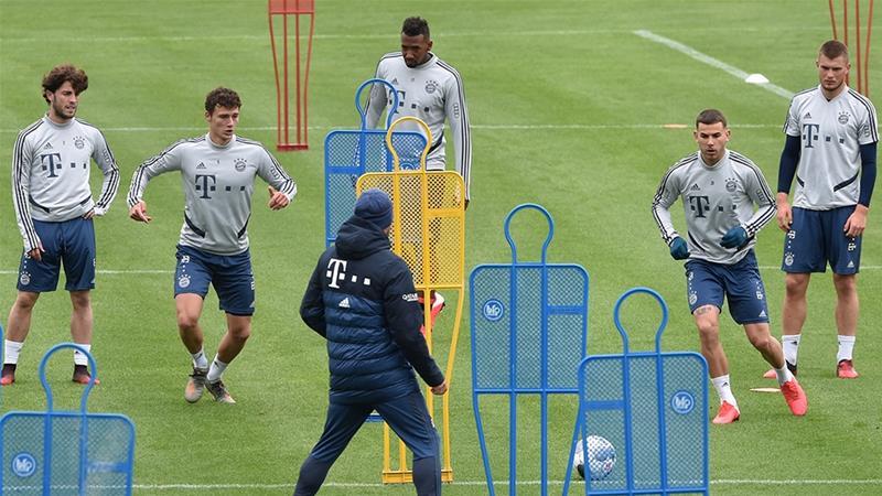 German football league Bundesliga to resume on May 16 | News | Al ...