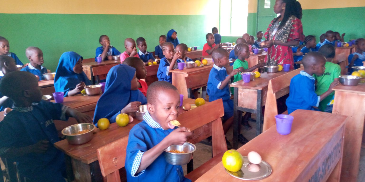 School Feeding Programme For Pupils To Resume May 14 – Minister