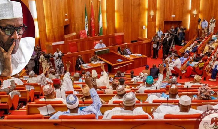 Senate Receives Buhari's Request To Confirm Yuguda As SEC DG ...