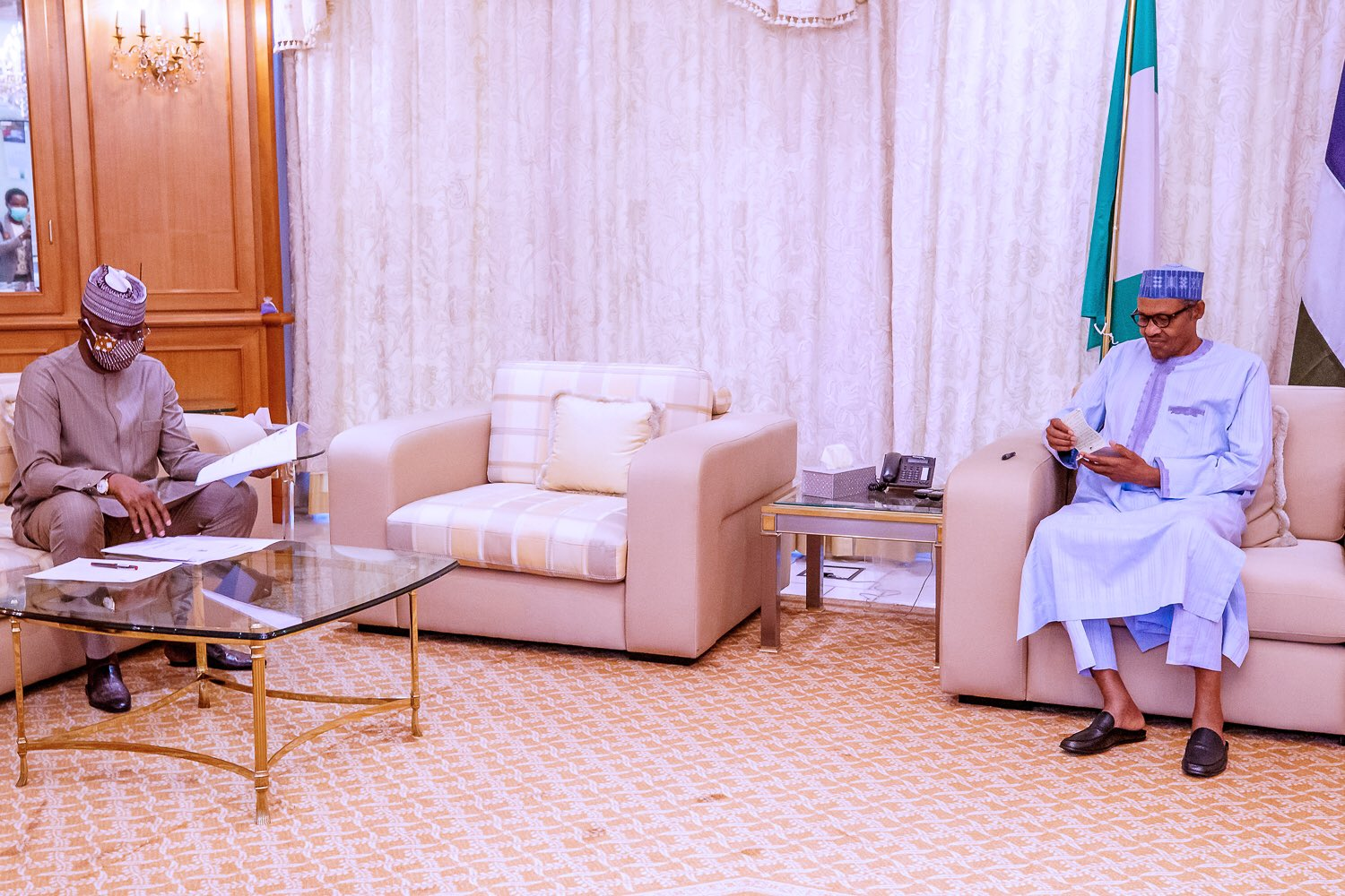 COVID-19: Buhari may give further direction today -- PTFNigeria ...
