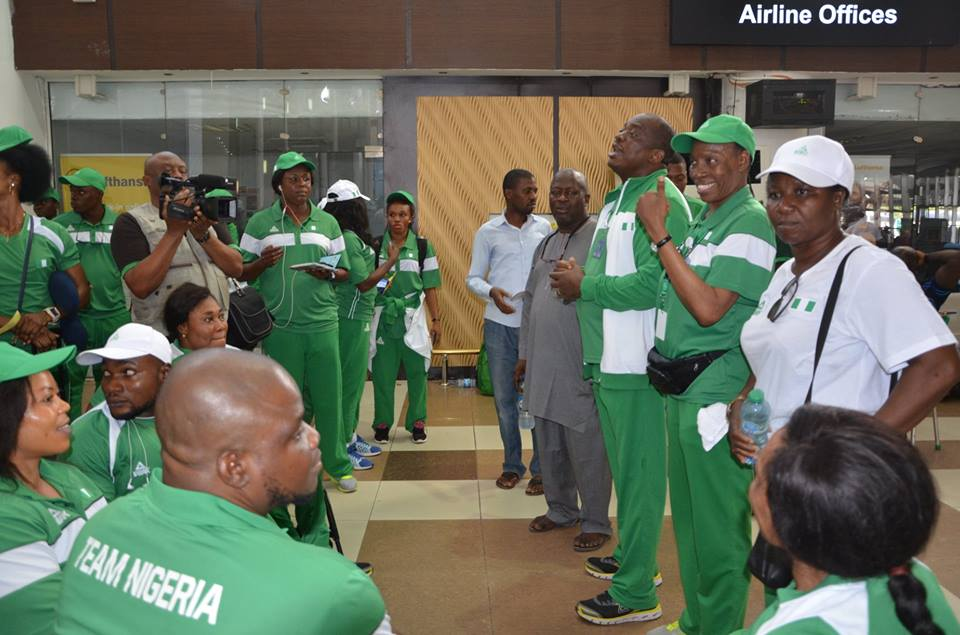 Two Nigerian coaches disappeared at CWG | National Daily Newspaper