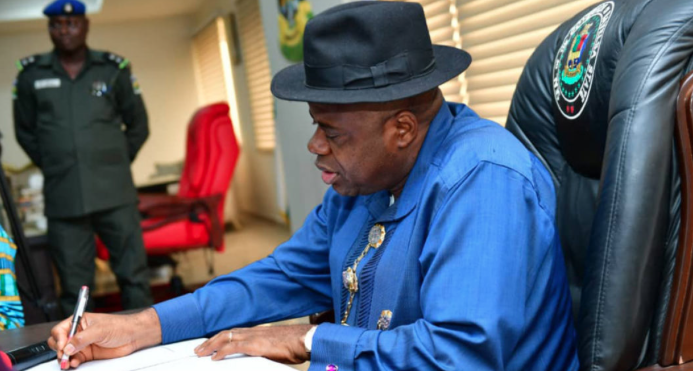 Bayelsa Govt. Extends Partial Lockdown By 7 days | Plus TV Africa