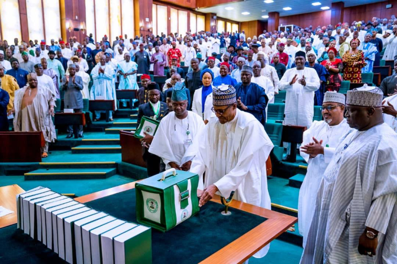 Highlights of Nigeria's 2020 Budget of Sustaining Growth and Job ...