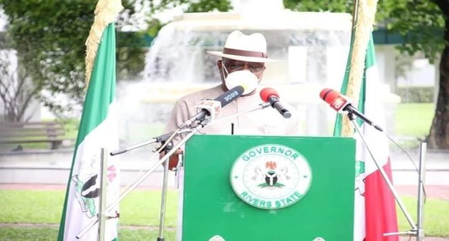 COVID-19: Wike Declares Compulsory Use Of Face Masks In Rivers ...