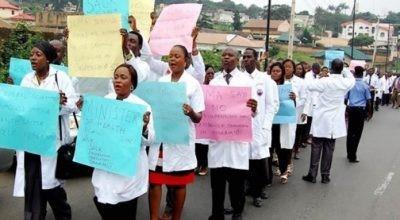 The politicised strike of Enugu Parklane resident doctors ...