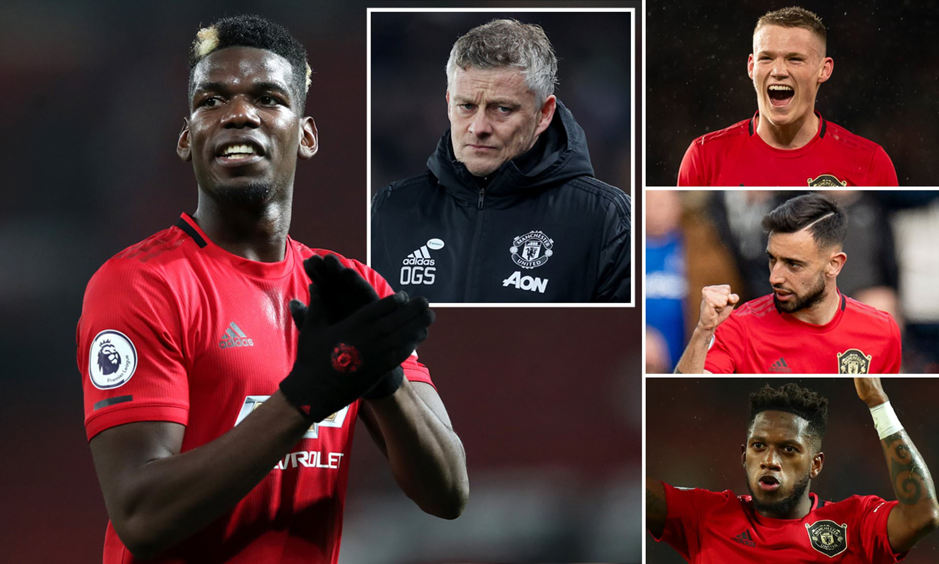 Solskjaer's Pogba puzzler: How does Man United boss reintegrate ...