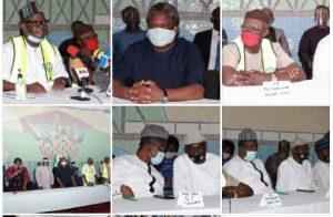Nigerian Concord | Ortom swear-in new LG chairmen, tasks them on ...