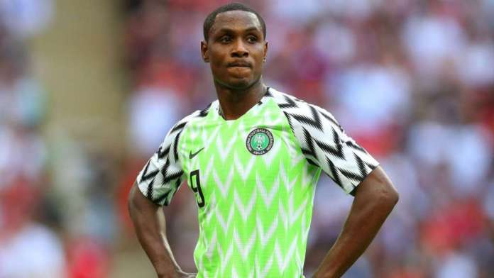 I'm Considering A Return To Super Eagles - Ighalo Admits ~ Sport