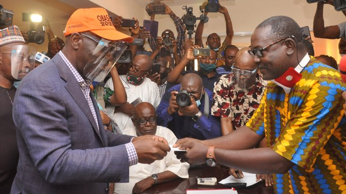 Edo PDP primary: Disquiet as court bars Obaseki – Blueprint ...