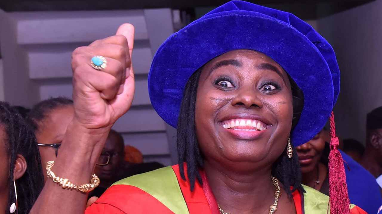 UI DVC, Prof. Olanike Adeyemo, Wins International Scientist of the ...