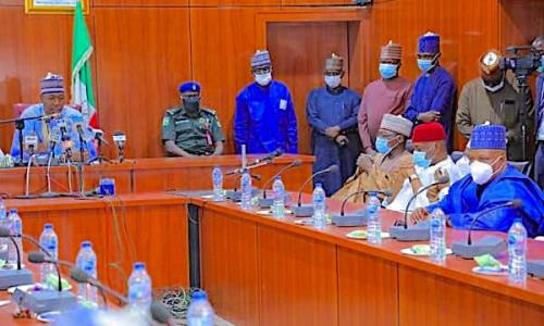 Senate High Powered Delegation Sympathizes With Gov Zulum ...