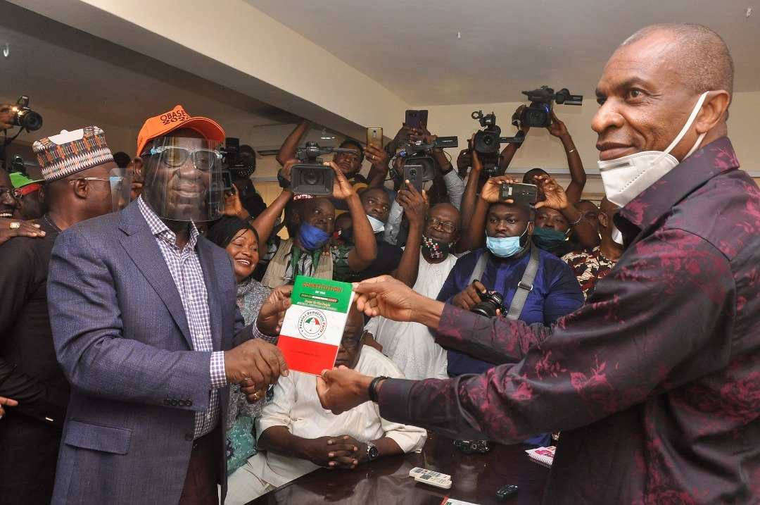 Edo 2020: PDP aspirant, Ikhine, steps down for Obaseki - Intel Region
